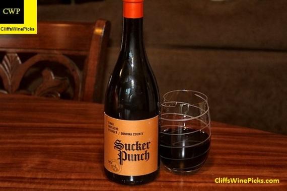 2014 JCK Wine Company Sucker Punch