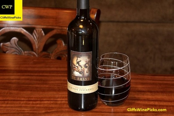 2014 St. Amant Winery Zinfandel Old Vines Mohr-Fry Ranch Vineyard
