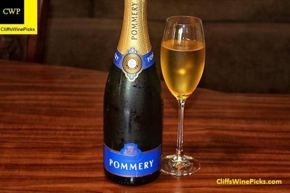 NV Pommery Champagne Brut Royal