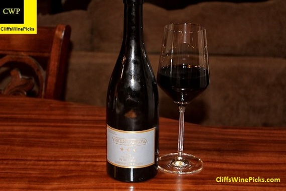 2002 Vincent Arroyo Petite Sirah Greenwood Ranch