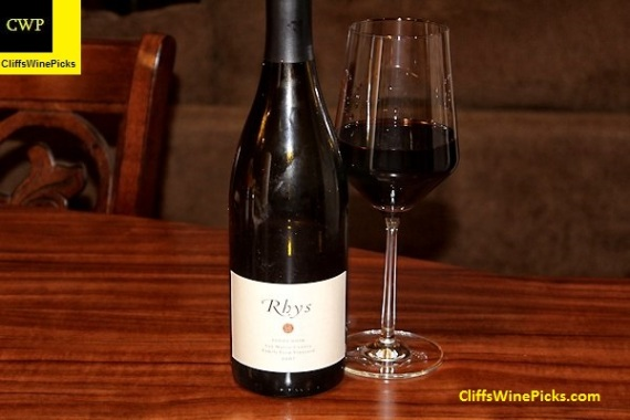 2007 Rhys Pinot Noir Family Farm Vineyard