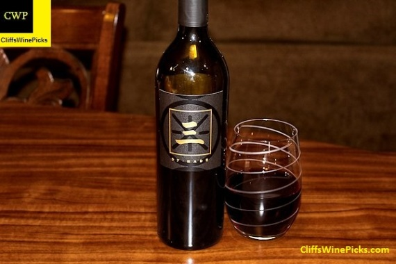 2014 Dwyane Wade Cellars Three by Wade Napa Valley