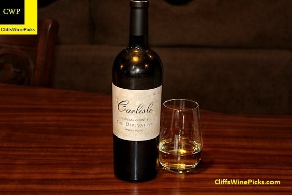 2012 Carlisle The Derivative White