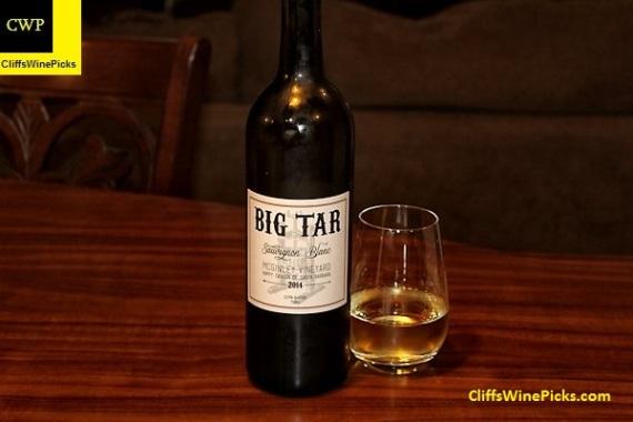 2014 Big Tar Sauvignon Blanc McGinley Vineyard
