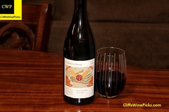 2014 KivelStadt Cellars Father's Watch