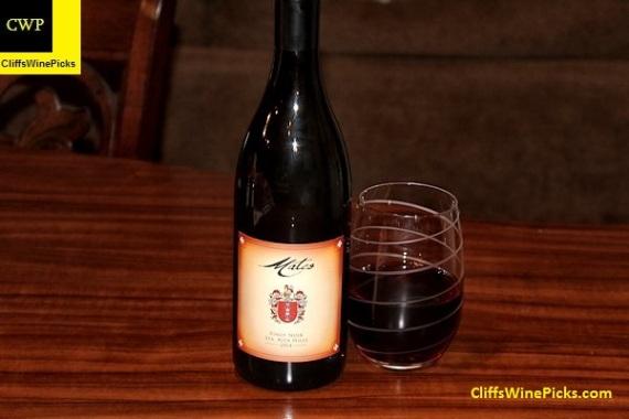 2014 Loring Wine Company Pinot Noir Mateo Sta. Rita Hills