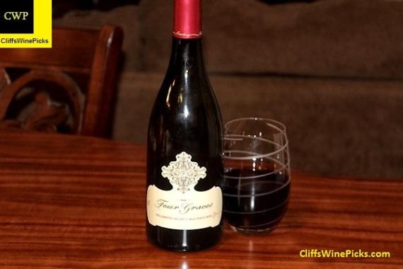 2014 The Four Graces Pinot Noir Willamette Valley