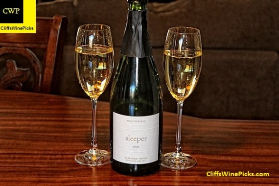 2008 Sleeper Brut Reserve Extended Tirage work