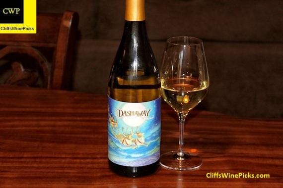 2015 Flora Springs Chardonnay Dashaway