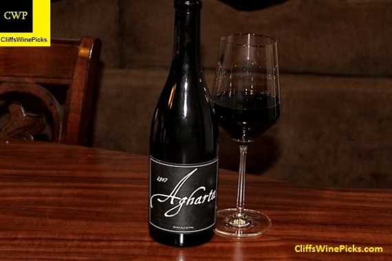 2007 Agharta Wines Black Label