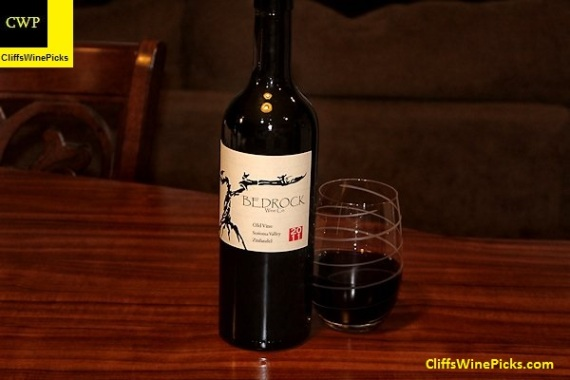 2011 Bedrock Wine Co. Zinfandel Old Vine
