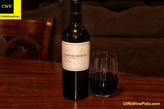 2014 Courtney Benham Cabernet Sauvignon Napa Valley